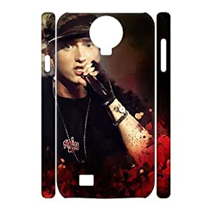 YYCASE Cell phone Samsung Galaxy S4 i9500 Cases Eminem Hard 3D Case