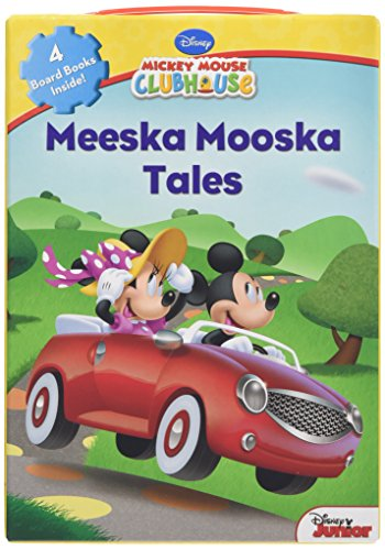 Mickey Mouse Clubhouse Meeska Mooska Tales: Board Book Boxed Set (Disney Mickey Mouse Clubhouse) (Mickey Mouse Baby Book)