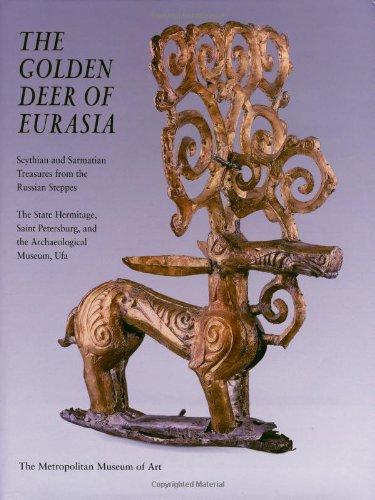 The Golden Deer of Eurasia