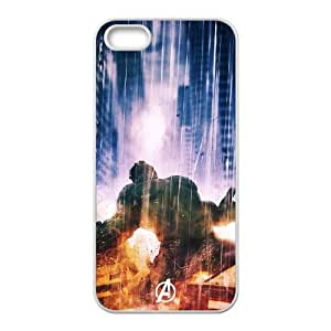 Hulk iPhone 4 4s Cell Phone Case White xlb-153810