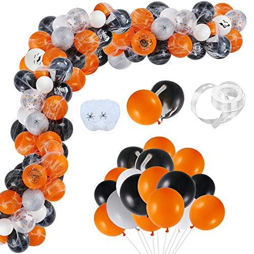 Auihiay Halloween Balloons Garland Decorations product image