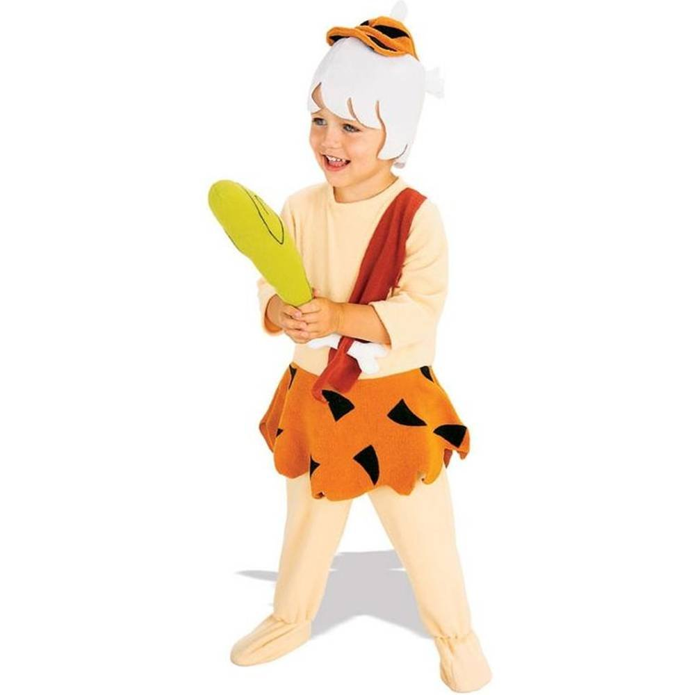 sc 1 st  Amazon.com & Amazon.com: Little Boysu0027 Bamm Bamm Costume Medium (5/7): Baby