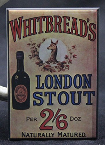 Whitbread's Stout Refrigerator - Ale Whitbread