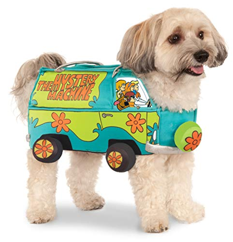 Scooby-Doo The Mystery Machine Pet Suit, Medium ()