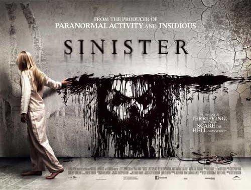 Amazon.com: Sinister Poster ( 22 x 28 - 56cm x 72cm ) (2012): Posters &  Prints