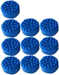 Suyitai Keyboard Mouse Stick Point Cap Trackpoint Replacement for DELL E6430 E6530 (Color: Blue) (10pcs)