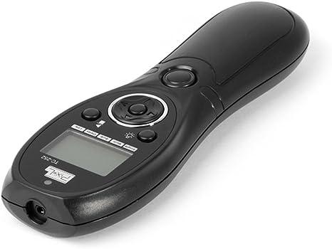 Pixel Tc 252 Rs1 Lcd Timer Fernauslöser Für Panasonic Kamera