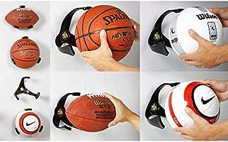 Anglebless Gancho de plástico para Bola de Baloncesto, Soporte de ...