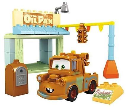 Amazon Mega Bloks Gas Corner Mater Toys Games