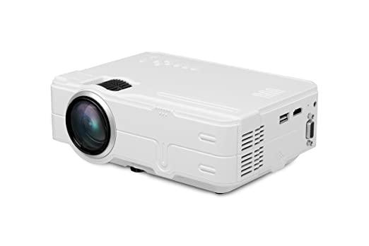 ZYWX LCD Multi-Pantalla Interactiva Proyector 1200 Lúmenes ...