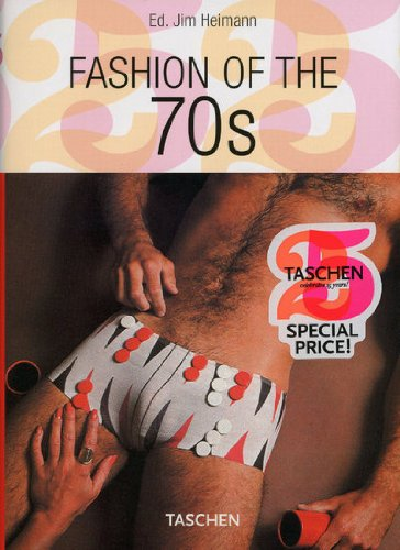 Fashion of the 70s - Popular Fashion 70s