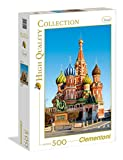 Clementoni Moscow 500 Piece Jigsaw Puzzle