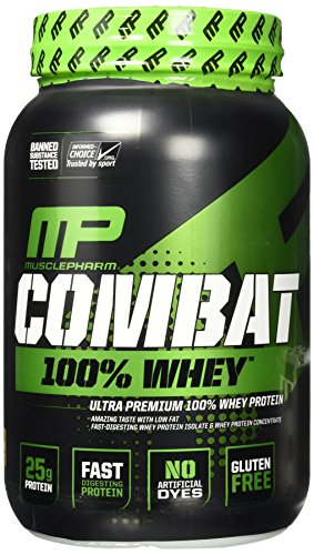 MusclePharm Combat 100% Whey Protein Powder 519oDXGBj7L