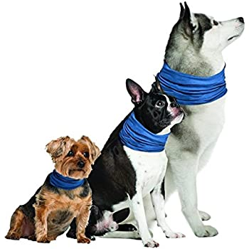 Novel Brands K9 Chill Dog Cooling Collar (Small/Medium 8