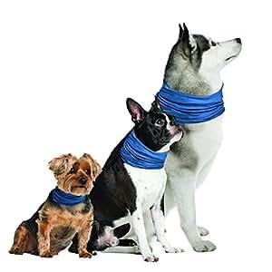 """Novel Brands K9 Chill Dog Cooling Collar (Small/Medium 8""""- 20"""")"""