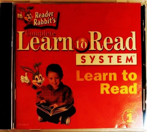 Reader Rabbit's Complete Learn to Read System (Win/Mac) (Reader Rabbits Complete Learn To Read System)