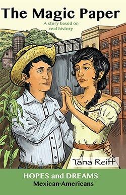 Read Online The Magic Paper: Mexican-Americans: Audio CD ebook