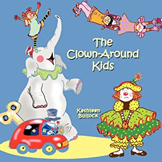 book cover of The Clown Around Kids