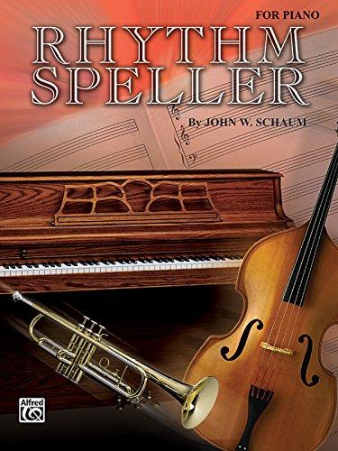 UPC 029156177671, Rhythm Speller: For Piano (Schaum Method Supplement)