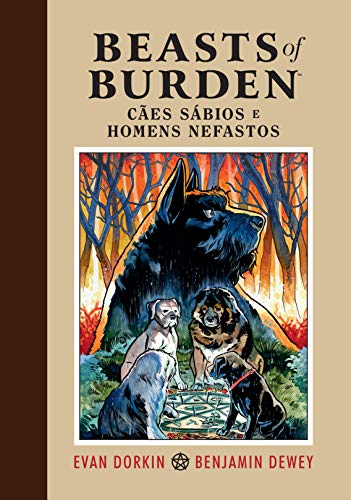 Beasts Burden Sábios Homens Nefastos