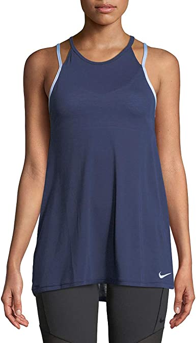 Amazon Com Nike Dri Fit Women S Training Tank Top Clothing Also set sale alerts and shop exclusive offers only on shopstyle. nike dri fit women s training tank top