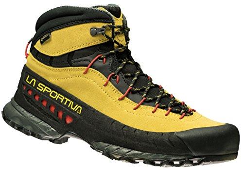 La Sportiva TX4 GTX Mid Shoes yellow/black Shoe Size 44,5 2017