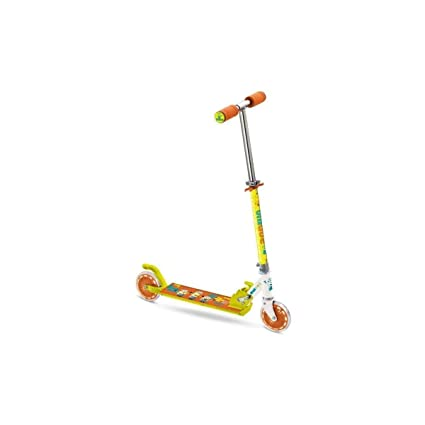 Amazon.com: Minions Made 2-wheeled Scooter: Toys & Games