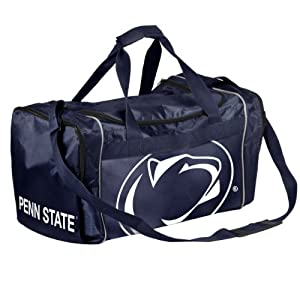 Forever Collectibles NCAA FOCO NCAA Penn State Nittany Lions Core Duffle Bag