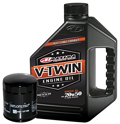 MaximaHiflofiltro VTEOCK3 Engine Oil Change Kit for, used for sale  Delivered anywhere in USA