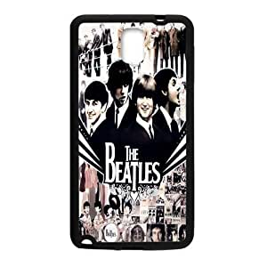 WXSTAR Fashion The Beatles British Invasion Beatlemania Custom Case for Samsung Galaxy Note 3 (Laser Technology)
