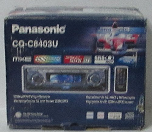 panasonic car stereo - 5
