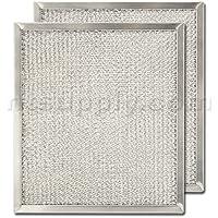 Aluminum Range Hood Filter - 9 X 10 3/32 X 3/8