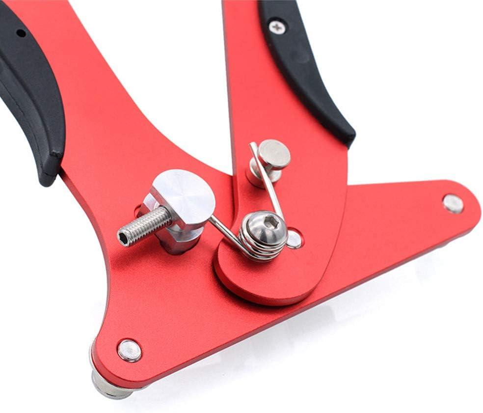 Bicycle Spoke Tension Meter Measuring Tool,Aluminum Alloy Wheel Repair Tool Road Bike Indicator Meter Tensiometer