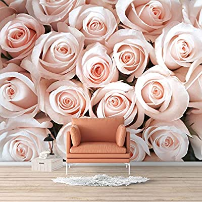 Gorgeous Artisanship, That's 100% USA Made, Wall Mural Elegant Rose Flower Floral Photo Removable