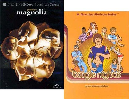 Boogie Nights / Magnolia (2 Pack)