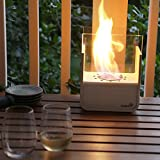 Ivation Vent-Less Mini Tabletop Fireplace