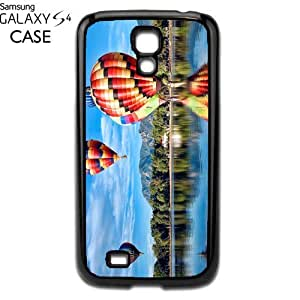 Hot Air Balloons Samsung Galaxy S4 PLASTIC cell phone Case / Cover Great Gift Idea