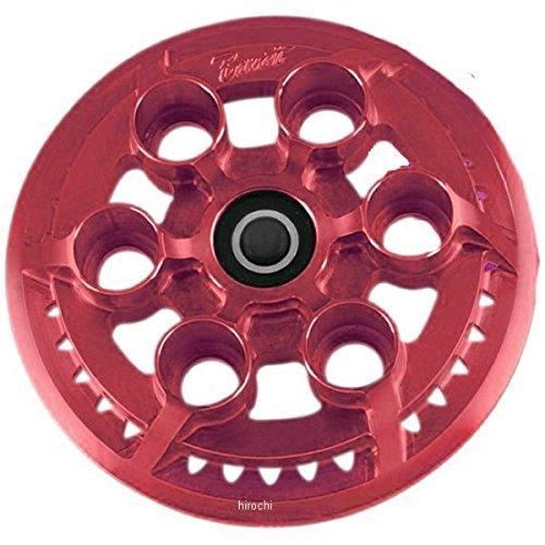 バーネット Barnett クラッチ プレッシャープレート 全年式 ドゥカティ 6速乾式クラッチ車 赤 1131-0866 361-25-01812   B01M654WW4
