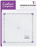 "Crafter's Companion Stamping Platform-6"" x"