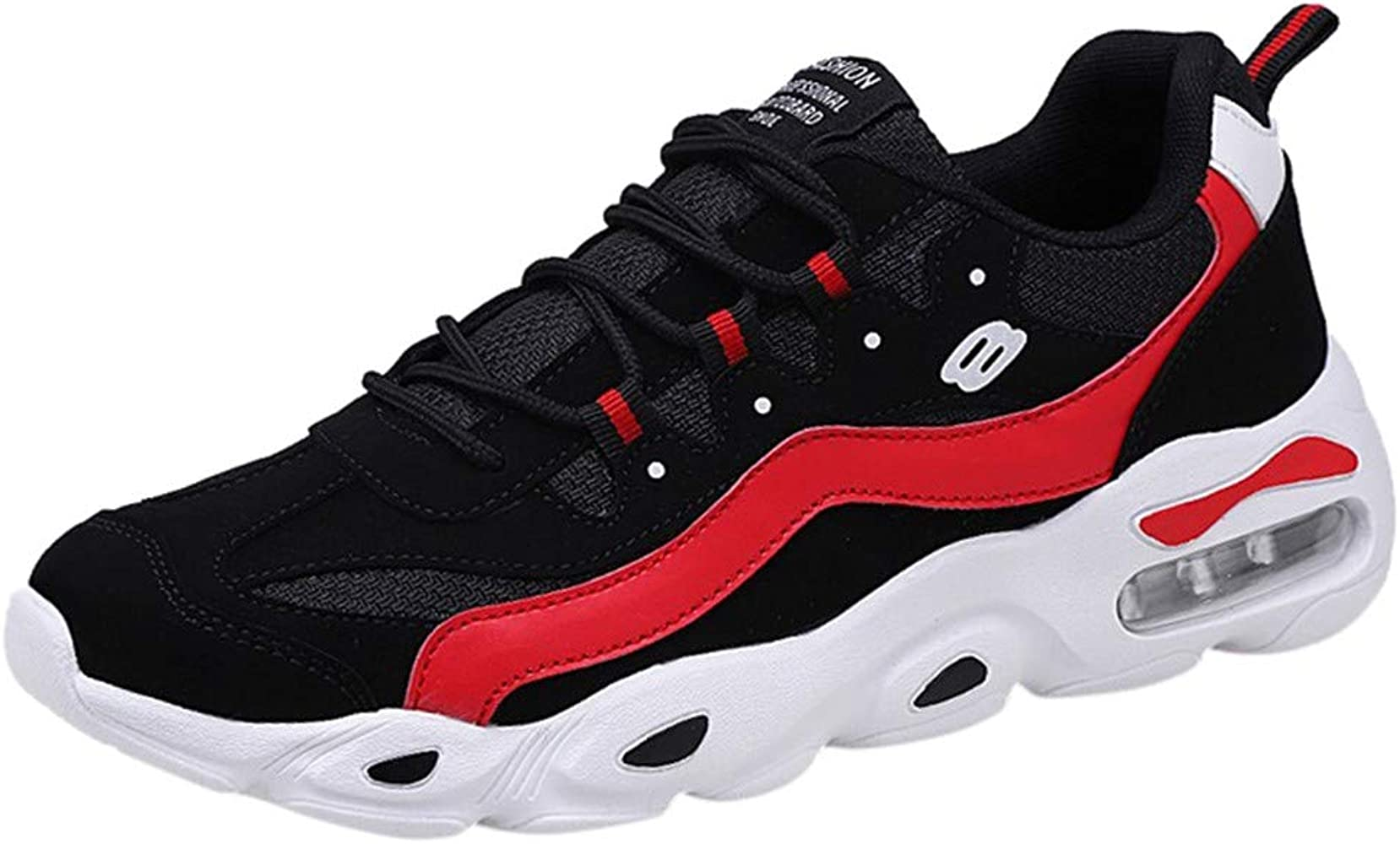 Moda Zapatos Casuales Zapatillas de Running para Hombre,ZARLLE Tendencia Zapatos Deportivos Calzados para Correr en Asfalto para Hombre Zapatos de Cordones para Hombre,Calzado de Trabajo: Amazon.es: Ropa y accesorios