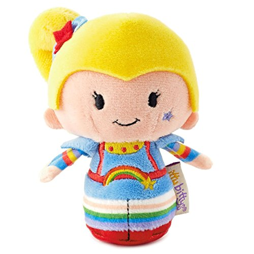 Hallmark itty Bitty Plush Figure (Classic Rainbow Brite) from Hallmark