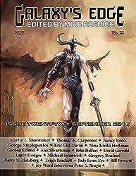 Galaxy's Edge Magazine: Issue 22, September 2016 (Galaxy's Edge)