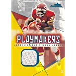 f7596617370 Amazon.com: Priest Holmes 2003 SP Authentic Threads Game Worn Jersey ...