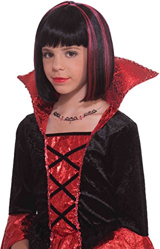 Child Vampire Wig (Forum Vampire Princess Child Wig,)