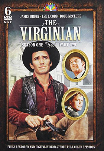 The Virginian: Season 1, Part 2 [DVD] (Virginian Season 2)