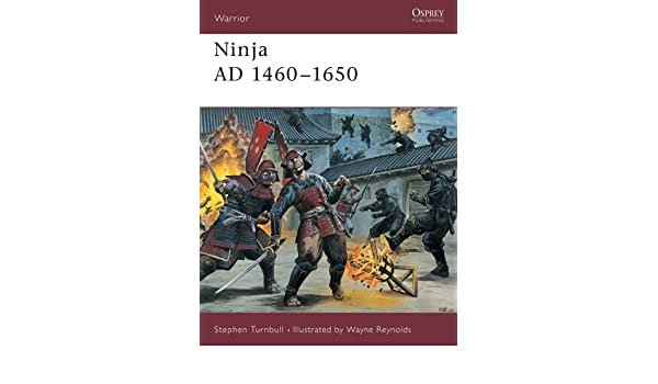 Ninja AD 1460-1650 (Warrior Book 64) (English Edition) eBook ...