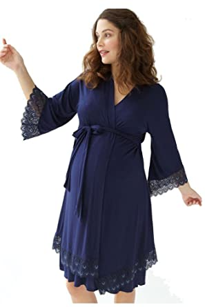 e755ed27bbc32 Belabumbum Tallulah Robe at Amazon Women's Clothing store: