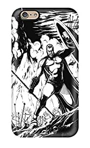 DeniseMA MWwSFkS5463tdIdS Case Cover Iphone 6 Protective Case Comic Comics Spartans Anime Comics