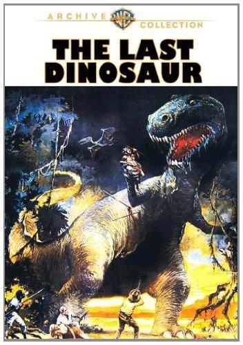 The Last Dinosaur by Richard Boone