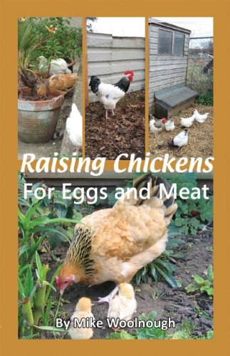 RAISING CHICKENS FOR EGGS EBOOK